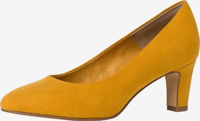 TAMARIS Augstpapēžu kurpes dzeltens, Preces skats
