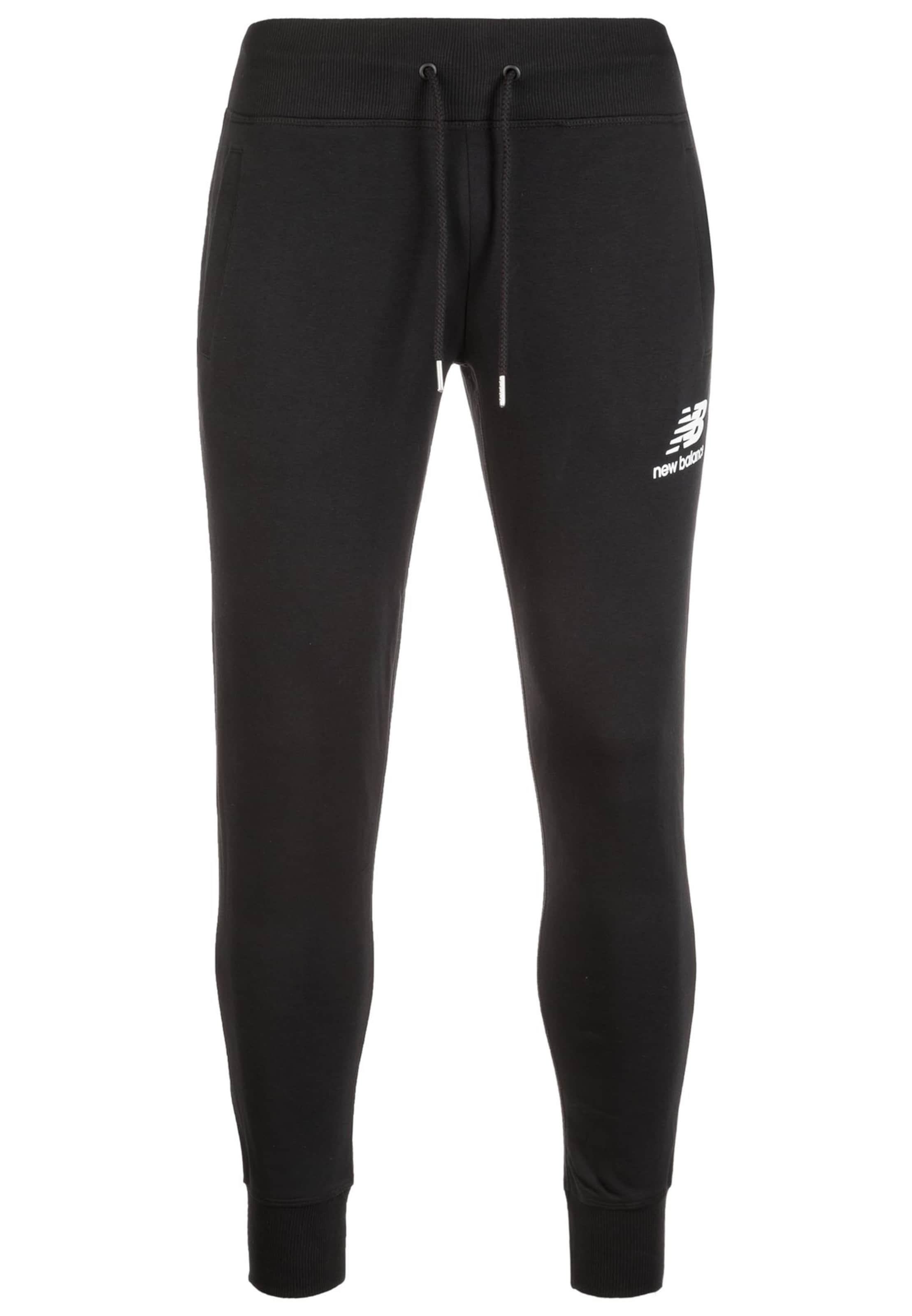 En 'essentials' New Pantalon Balance NoirBlanc mNyO80wvn