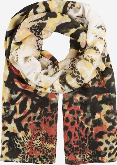 PIECES Sjaal 'PCMALLISA LONG SCARF' in de kleur Bruin, Productweergave