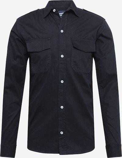 Denim Project Overhemd in de kleur Zwart, Productweergave