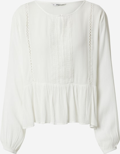 ONLY Bluse 'ALEXANDRA' in offwhite, Produktansicht