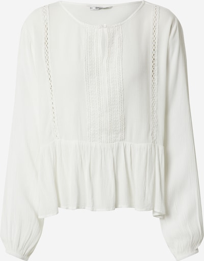 ONLY Bluse 'Alexandra' in offwhite: Frontalansicht