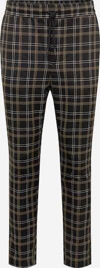 Only & Sons Kalhoty 'LINUS' - světle hnědá / světle šedá / černá, Produkt