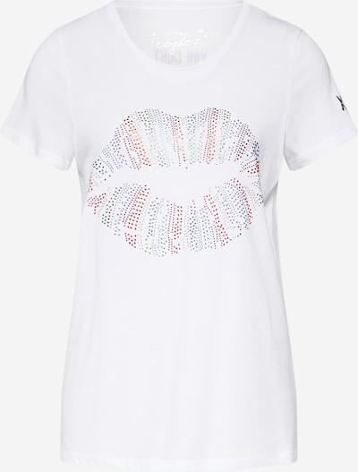 Frogbox T-shirt en mélange de couleurs / blanc, Vue avec produit
