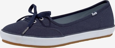 KEDS Sneaker 'Teacup Twill' in navy, Produktansicht