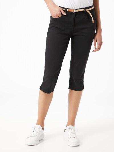 TOM TAILOR Jeans in schwarz, Modelansicht