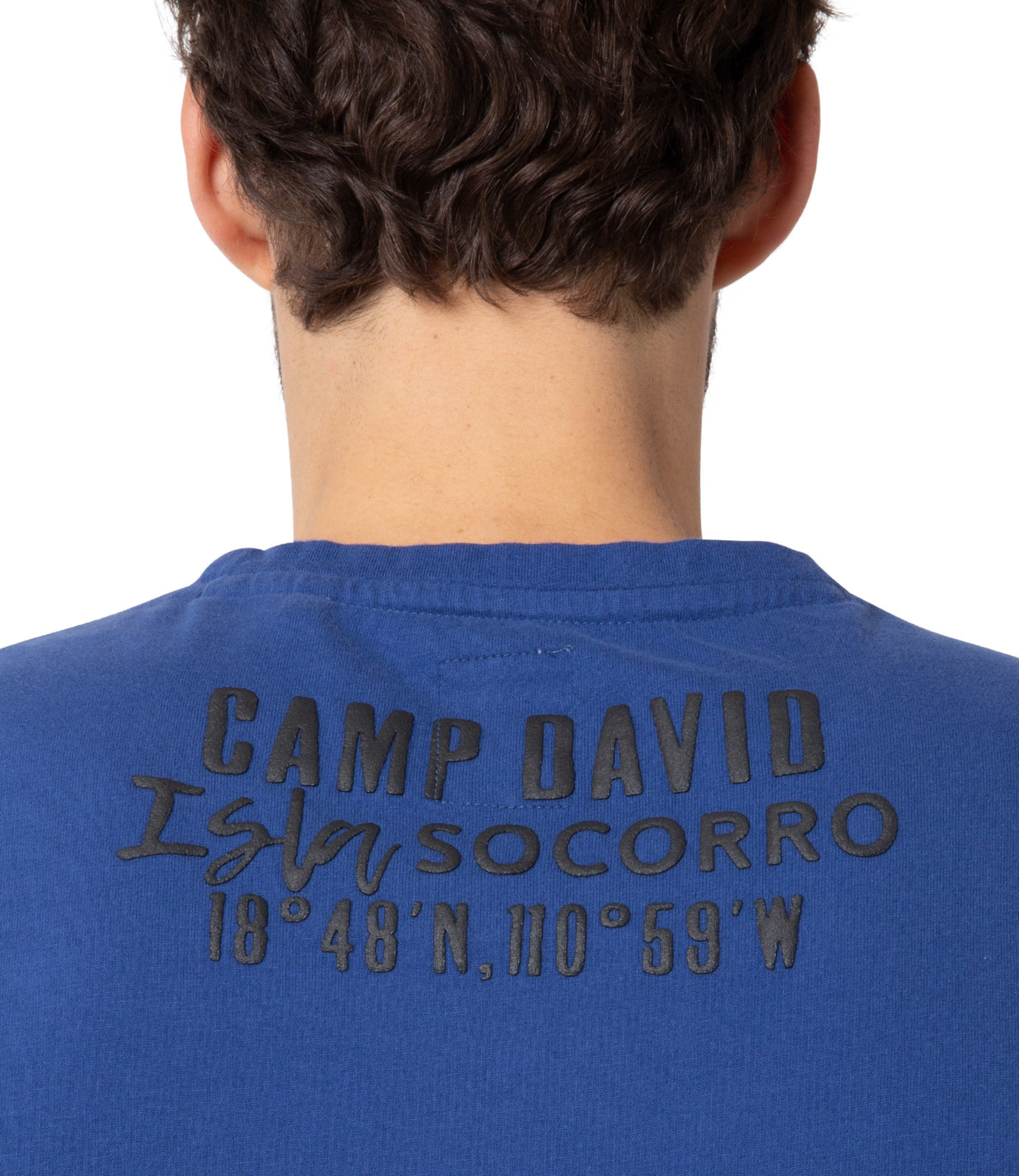 In Camp David BlauMischfarben shirt T O80wPNnkX