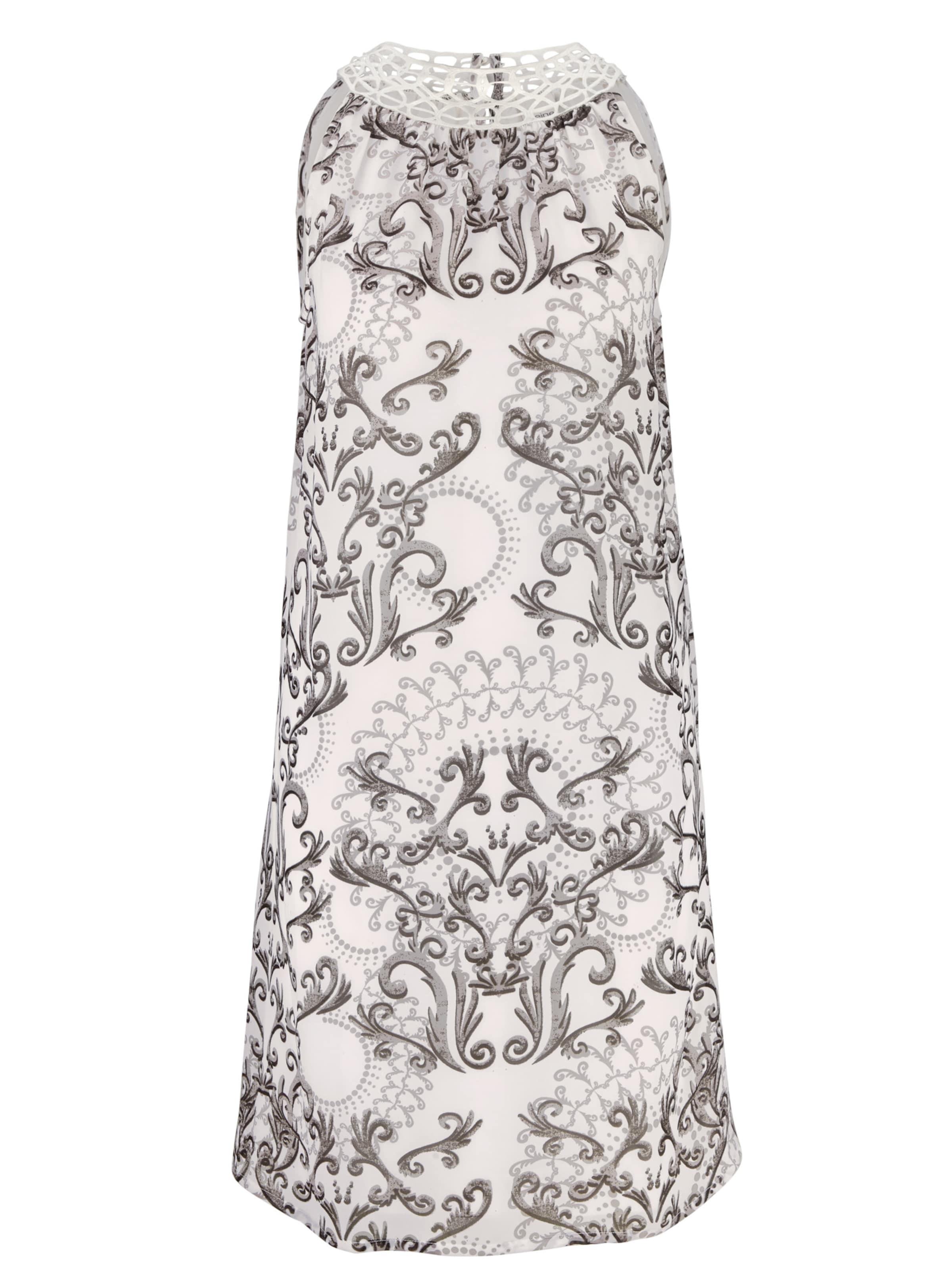 Heine TaupeSchwarz Kleid Heine TaupeSchwarz In Kleid Heine In Kleid Weiß In Weiß 7bgy6f