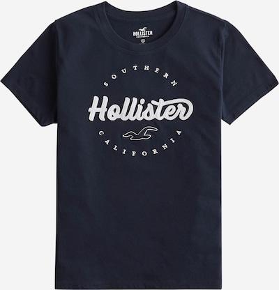 HOLLISTER Koszulka w kolorze granatowy / białym, Podgląd produktu