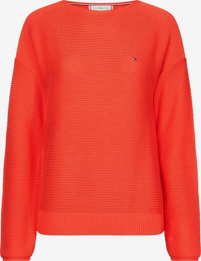 TOMMY HILFIGER Pullover 'HAYANA' in orange, Produktansicht