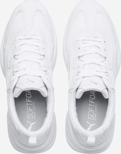 PUMA Sneaker 'Cilia' in weiß: Draufsicht