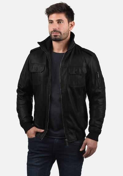 !Solid Tussenjas 'Famash' in de kleur Zwart, Productweergave