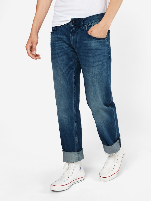 Tommy Jeans Straight Fit Jeans 'Ryan'