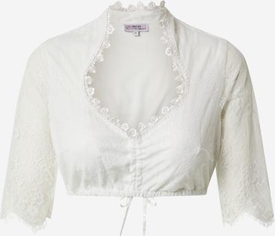 MARJO Bluse '014 Elena-Christina' in offwhite, Produktansicht