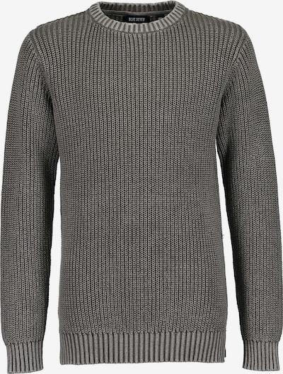 BLUE SEVEN Pullover in dunkelgrau, Produktansicht
