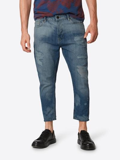 Only & Sons Jean 'BEAM LIGHT BLUE 10187 EXP' en bleu denim, Vue avec modèle