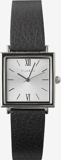Pilgrim Analoog horloge 'Bell' in de kleur Zwart / Zilver, Productweergave