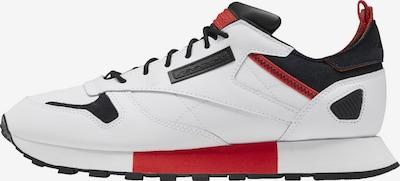 Reebok Classic Classic Sneaker in rot / weiß, Produktansicht