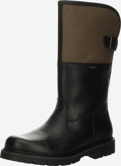 FRETZ MEN Stiefel in khaki / schwarz, Produktansicht
