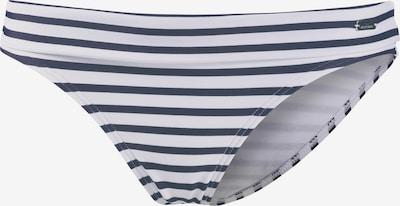 VENICE BEACH Bas de bikini 'Summer' en bleu marine / blanc, Vue avec produit