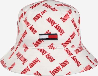 Tommy Jeans Chapeaux en rouge / blanc, Vue avec produit