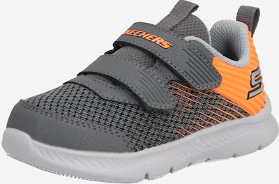 SKECHERS Sneaker 'COMFY FLEX 2.0 MICRO-RUSH' in grau / orange, Produktansicht