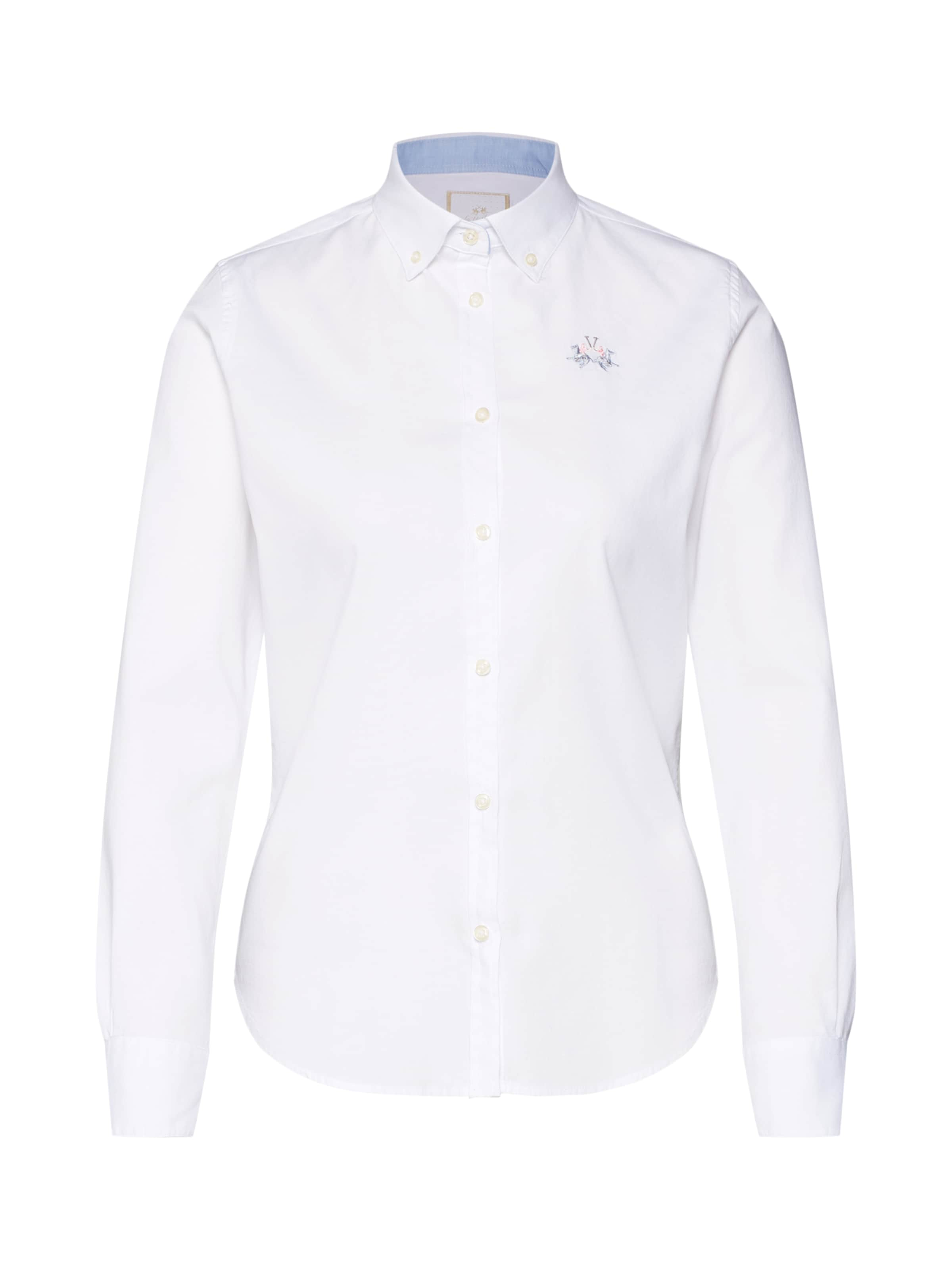 Oxford 1 s 30 In Weiß La Str' 2 Bluse Martina L 'shirt 50 bD2eHIEW9Y