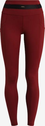 Daquïni Sportbroek in de kleur Rood, Productweergave