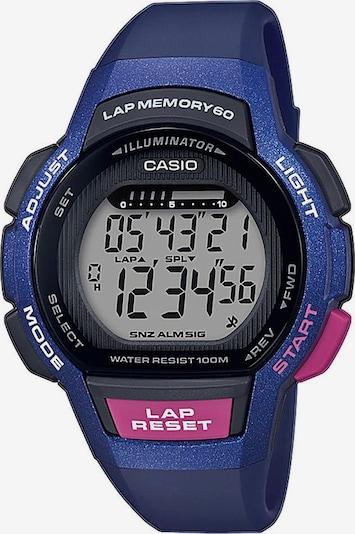 CASIO Sportuhr 'LWS-1000H-2AVEF' in blau / ultramarinblau, Produktansicht
