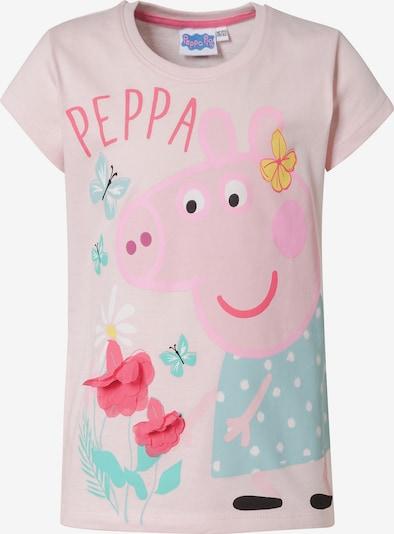 Peppa Pig T-Shirt in mischfarben / rosa, Produktansicht