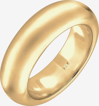 ELLI PREMIUM Bandring in gold, Produktansicht