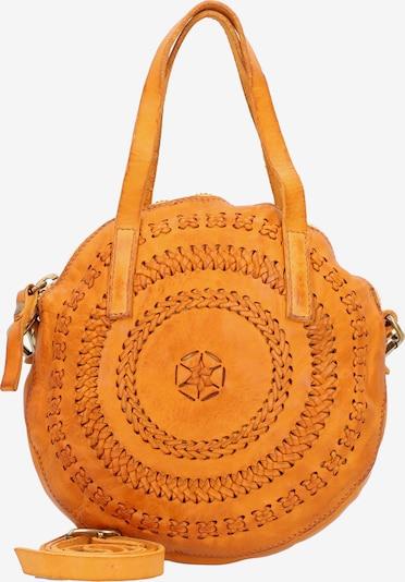 Campomaggi Handtasche in gelb, Produktansicht