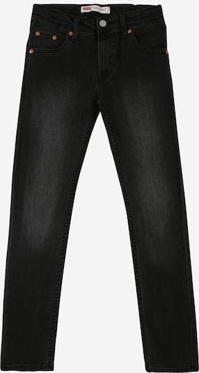 LEVI'S Jeans in schwarz: Frontalansicht