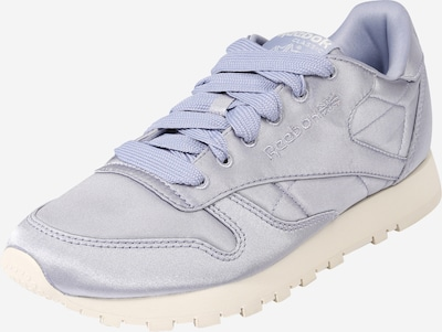 Reebok Classic Sneaker 'Classic Leather' in flieder: Frontalansicht