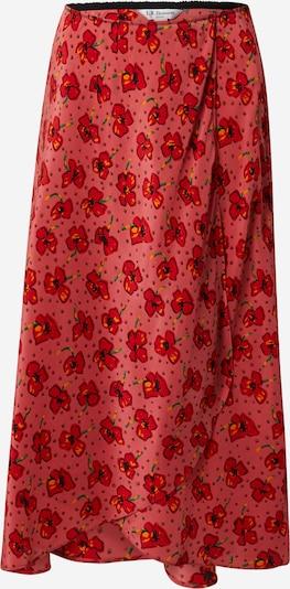 L.K.Bennett Rock 'Simpson' in rot, Produktansicht