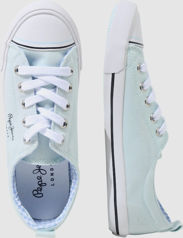 Pepe Jeans Sneaker 'Gery Bass' aus Textil