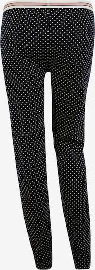 Noppies Pantalon 'Isabel' en bleu outremer / rose / blanc: Vue de dos