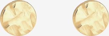ELLI Earrings 'Geo, Plättchen' in Gold
