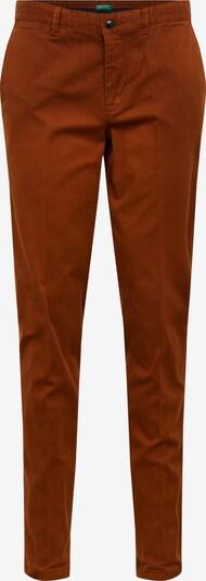 UNITED COLORS OF BENETTON Chino kalhoty 'PANTALONE' - karamelová, Produkt
