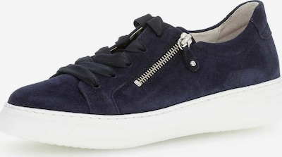 GABOR Sneakers laag in de kleur Navy / Wit, Productweergave
