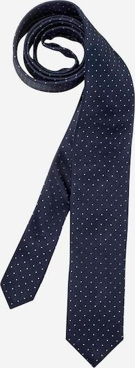 OLYMP Krawatte in navy / weiß, Produktansicht