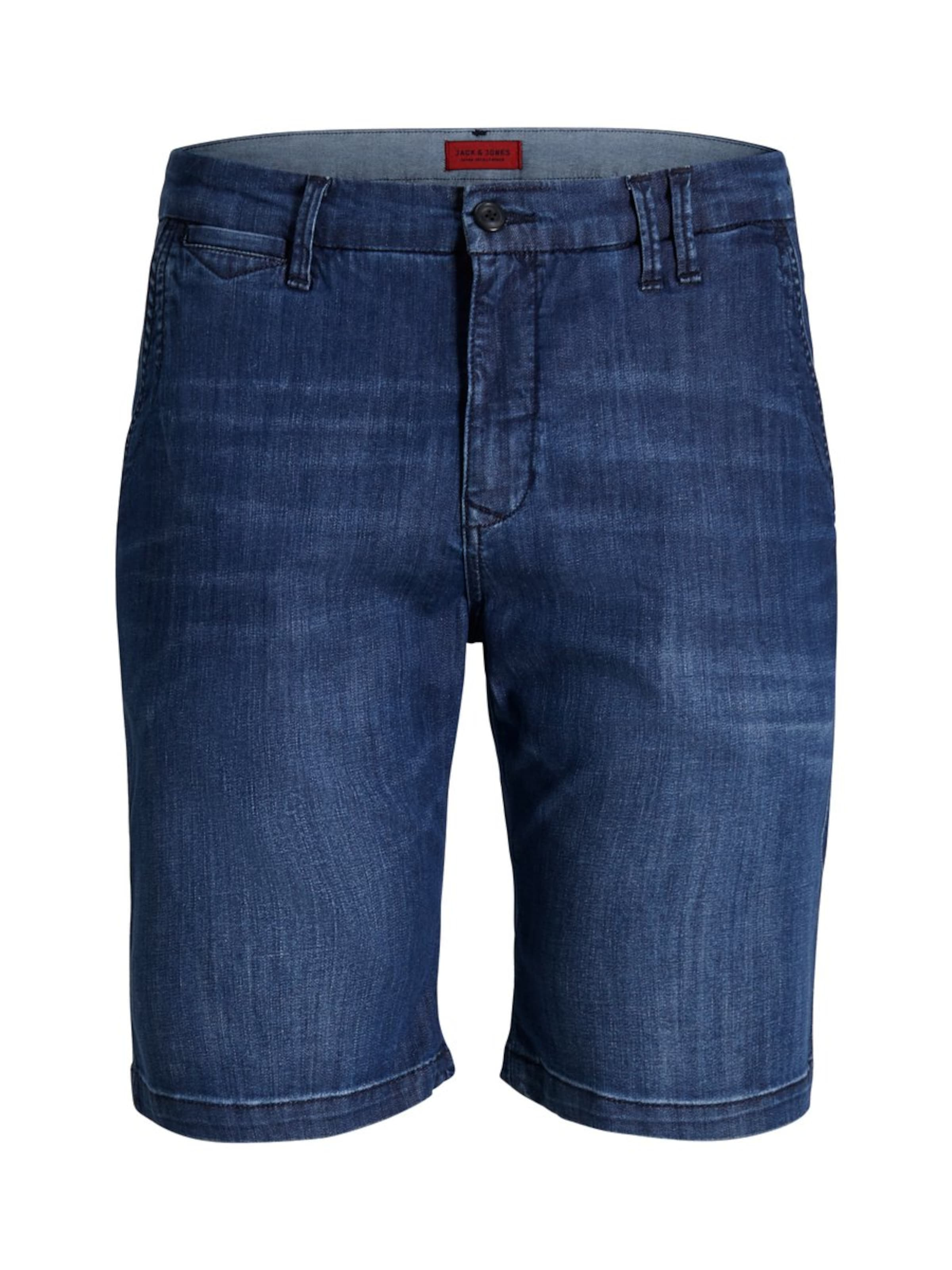Jones Jackamp; Jean Bleu Denim En 29DHYEWI