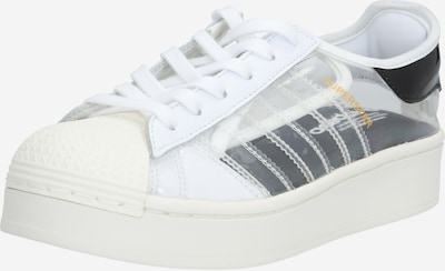 ADIDAS ORIGINALS Sneaker 'SUPERSTAR BOLD W' in schwarz / transparent / weiß, Produktansicht