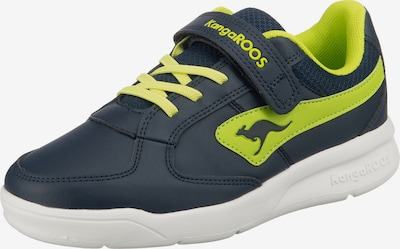 KangaROOS Sneaker in blau, Produktansicht