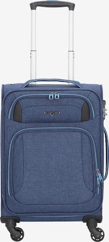 Hardware Trolley in Blau