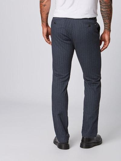 JOOP! Pantalon en bleu foncé: Vue de dos