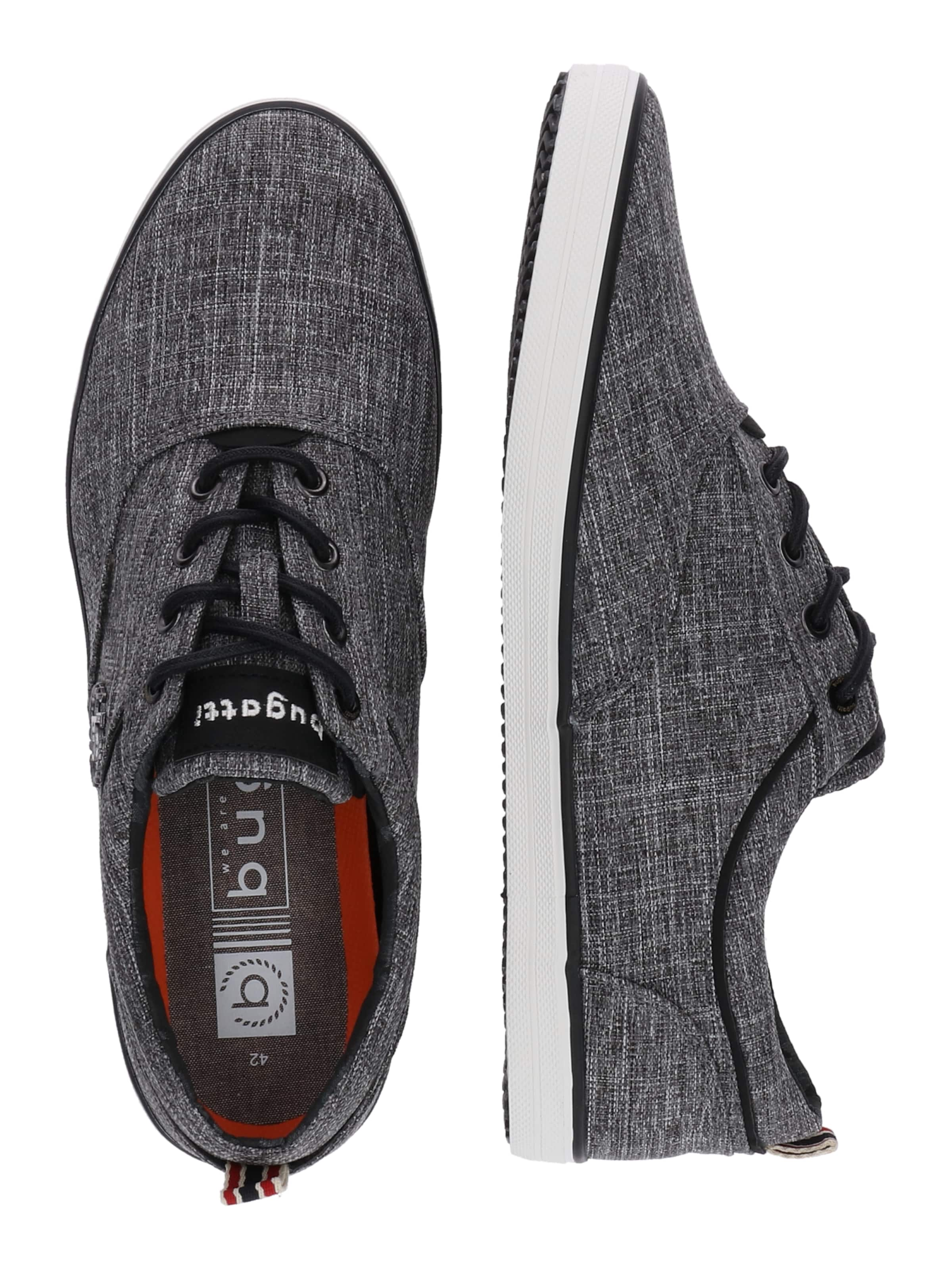 'alfa' Bugatti Sneaker Graumeliert 'alfa' Bugatti In Sneaker UGqzMVpS