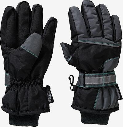 STERNTALER Fingerhandschuhe in schwarz, Produktansicht