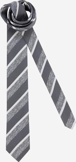 JACK & JONES Kravata 'Vincent' - světle šedá / tmavě šedá / bílá, Produkt