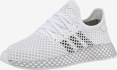ADIDAS ORIGINALS Sneaker 'Deerupt Runner' in schwarz / weiß, Produktansicht